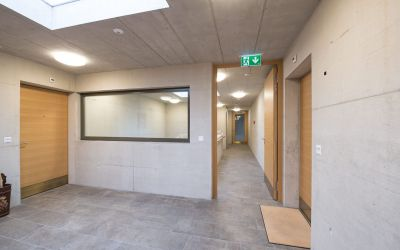 Treppenhaus / Entree